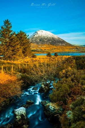 Creeslough, Ireland: Errigal