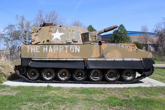 Hampton National Cemetery (VAMC)