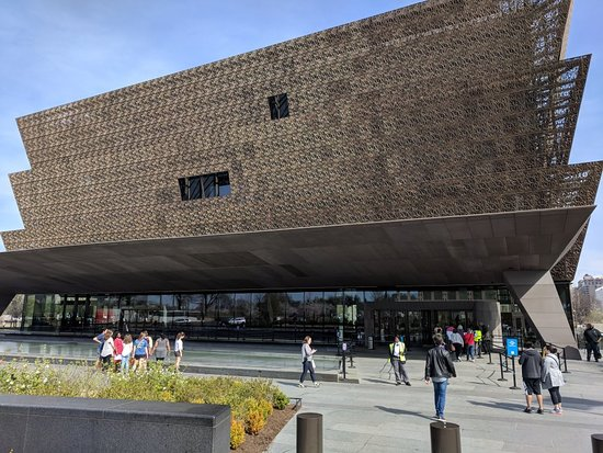 National Museum of African American History and Culture: IMG_20180413_102205_large.jpg
