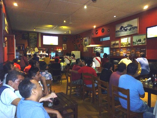 Yurimaguas, Perú: Fútbol Amistoso entre Perú(3) vs. Islandia(1)