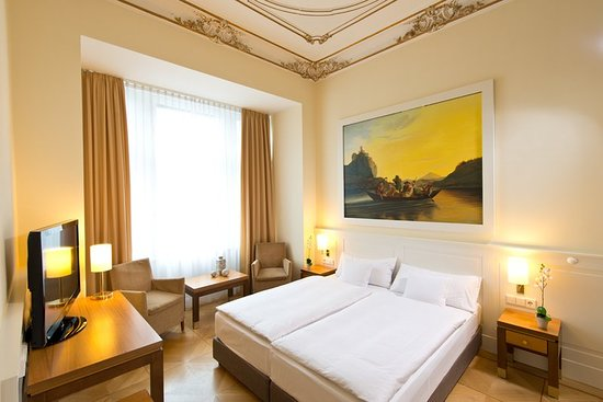 Hotel Angleterre: Suite