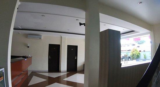 Nabire, Indonésia: lobby