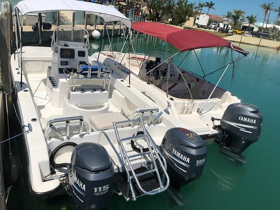 Cudjoe Key, FL: 22 Twin Vee