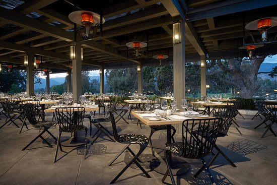 Ojai, Californien: Restaurant