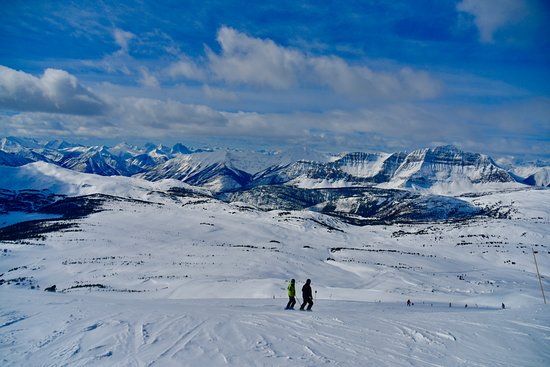 Sunshine Village: The Great Divide