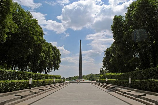 Eternal Glory Park and World War...