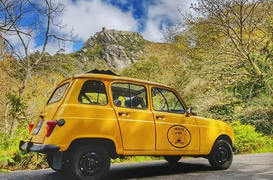 Sintra and Cascais Private Tour by Classic Renault 4L