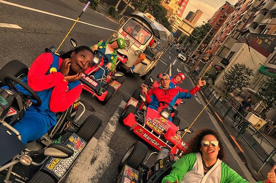 Half-Day Street Go-Kart Tour in...