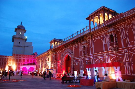 Exclusive Jaipur Pass with 10...