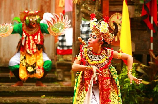 Ubud Traditional Village Art and...