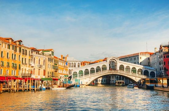 Rialto (The ancient Wall Street) and The Basilica of Frari Guided...