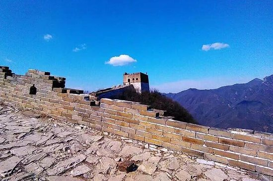 8-9 hours layover Great Wall hiking...