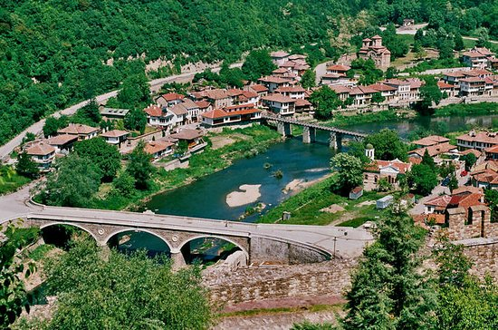 Ganztägige Tour nach Veliko Tarnovo...