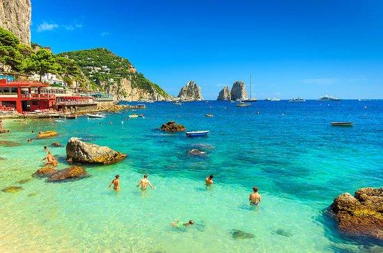 Daglig Capri Island Tour fra Napoli...
