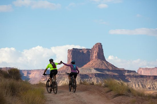 Canyonlands Mountain Bike Tour on the...