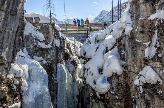 Sneeuwschoenentocht naar Marble Canyon