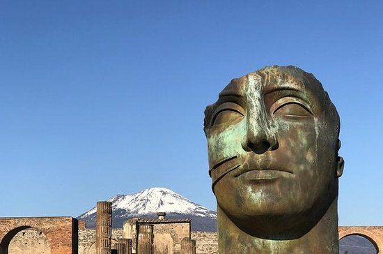 See Pompeii and Amalfi Coast from Rome