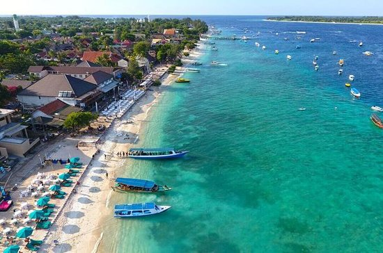 Fast Boat Tickets to Gili Trawangan and Lombok from Bali