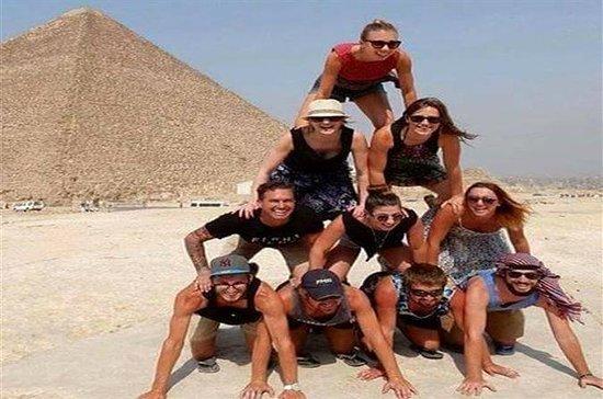 Erkunden Sie die Pyramiden von Gizeh
