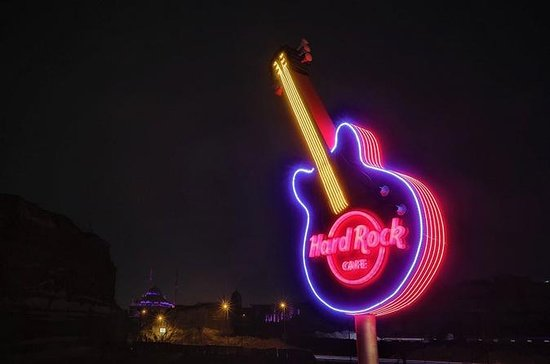 Hard Rock Café Cairo at Citadel Plaza including Lunch or Dinner