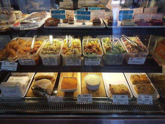 Atherton, Australië: Fresh Salads Daily