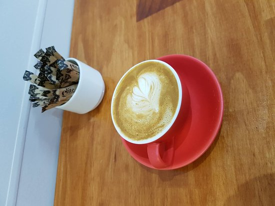 Atherton, Australië: Organic Coffee