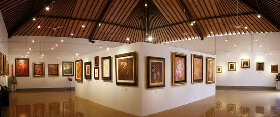 Exhibition Room D : Μουσείο pasifika Νούσα Ντούα Ινδονησία Κριτικές