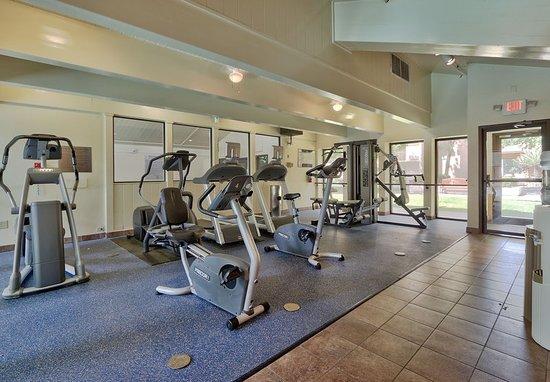 Fairfield Inn Albuquerque University Area: Health club
