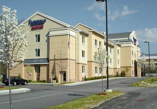 Fairfield Inn & Suites Worcester Auburn