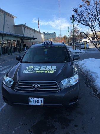 Hi5 Cab: Hi5 AirPort Taxi