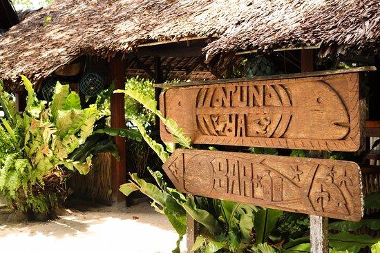 Kavieng, بابوا غينيا الجديدة: Nusa Island Retreat's 'Nunya Bar'
