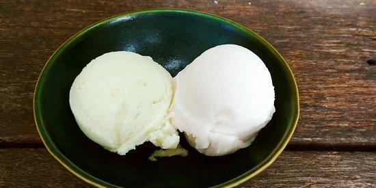 Iberry Garden: 아이스크림