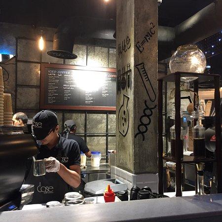 dose cafe al khobar restaurant reviews phone number photos tripadvisor. Black Bedroom Furniture Sets. Home Design Ideas
