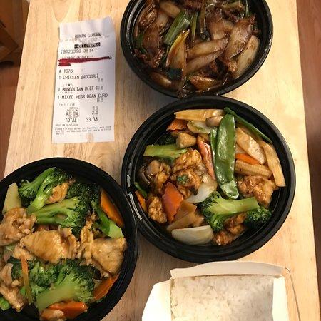 Picture of hunan garden chinese restaurant fredericksburg tripadvisor for Hunan gardens chinese restaurant