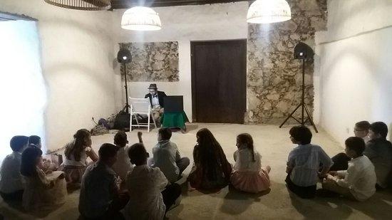 La Matanza de Acentejo, Spain: Juegos para niños !!! Taller del dia del libro!