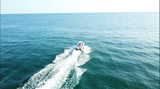Inhassoro, Mozambique: Deep sea charters