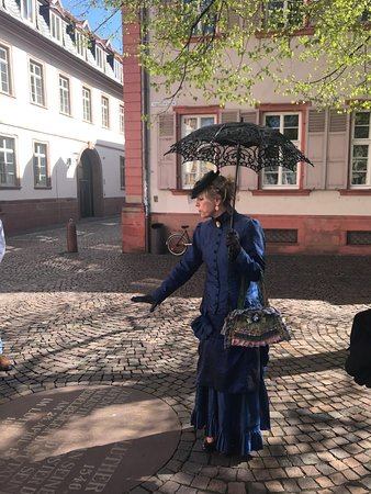 Dossenheim, Germany: Krimi-Stadtführung