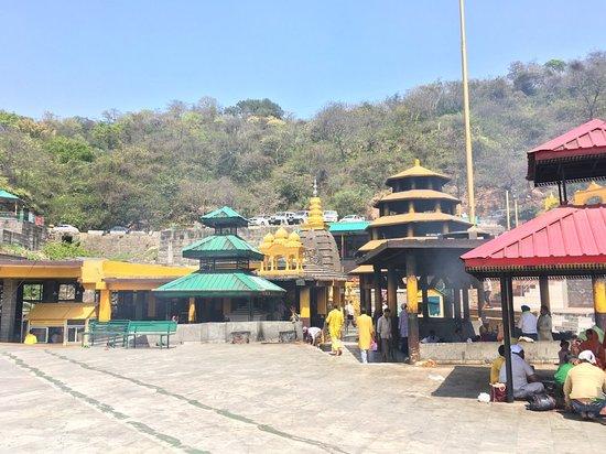 Baglamukhi Temple