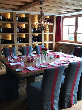 Grassau, Γερμανία: sehr schönes Restaurant