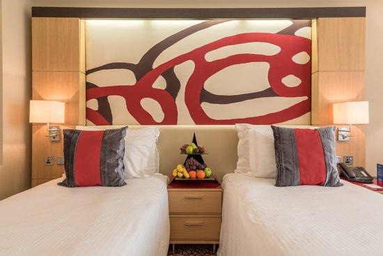 Radisson Blu Hotel, Doha: Standard Room Twin