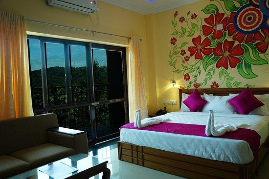 Ramakkalmedu, Indien: Super deluxe A/c Room