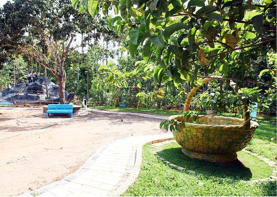 Ramakkalmedu, Indien: Kids Park