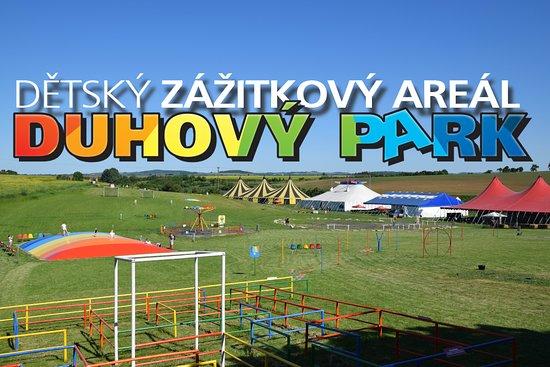 Kolin, جمهورية التشيك: Dětský sportovně zážitkový areál Duhový Park