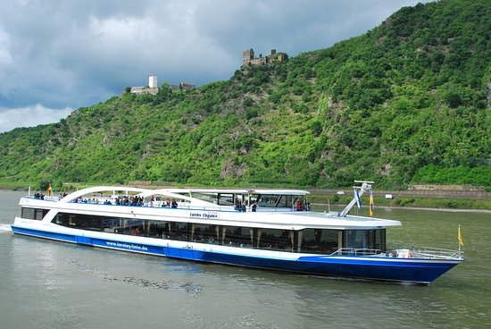 Boppard, Tyskland: MS Loreley Elegance