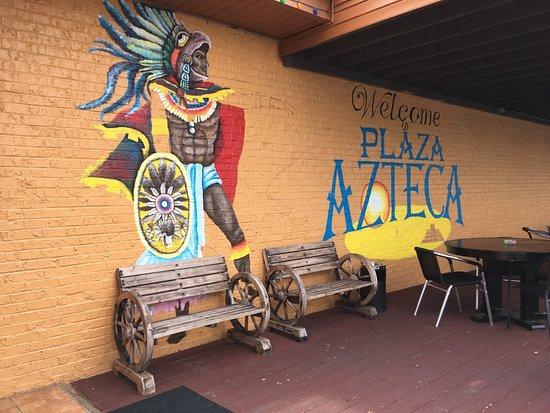 Plaza Azteca : Restaurant.