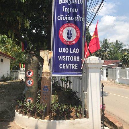 UXO Lao Visitors Centre: photo1.jpg