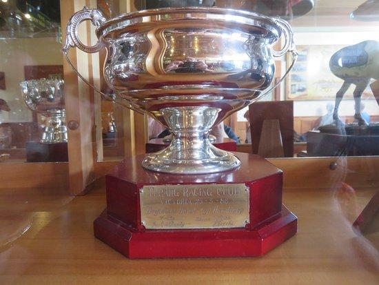 Matakohe, Nieuw-Zeeland: Raceing memorabilia from Terang Cup (Australia)