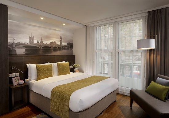 Citadines Trafalgar Square London: Studio - Bed