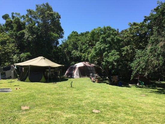 Port St Johns, Güney Afrika: Campsite 14