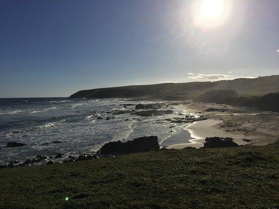 Port St Johns, Güney Afrika: Beach